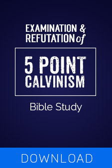 5-Point-Calvinism-Study