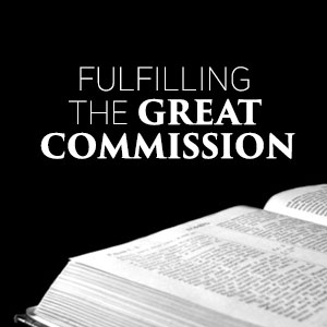 Fulfilling-the-Great-Commission